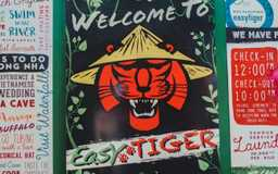 Cover photo of Easy Tiger Hostel