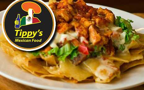 Cover photo of Tippy's Mexican Food