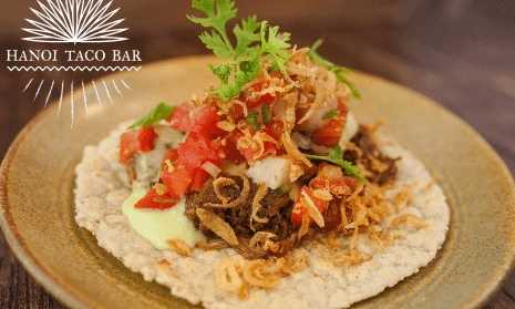 Cover photo of Hanoi Taco Bar