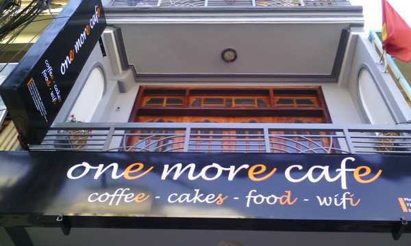 Cover photo of One More Cafe