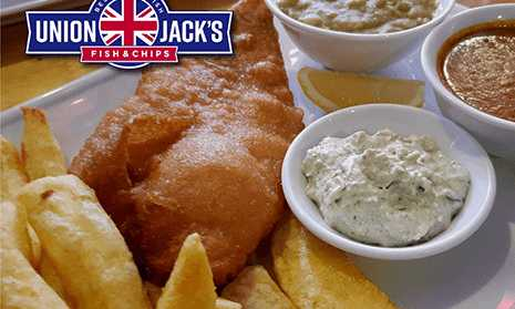 Cover photo of Union Jack's Fish & Chips