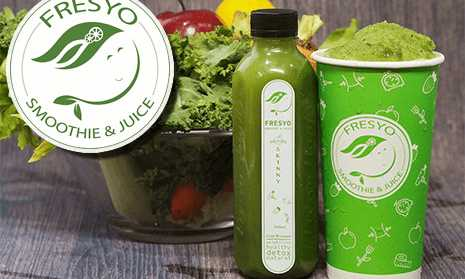 Cover photo of Fresyo Smoothies & Juice