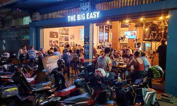 Cover photo of The Big Easy Phnom Penh