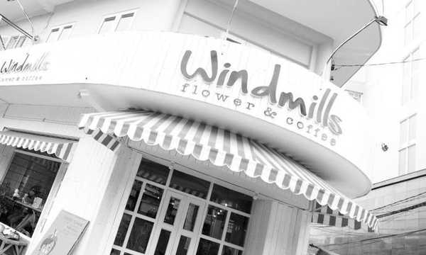 Cover photo of Windmills Coffee