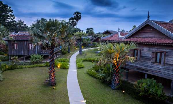Cover photo of Sala Lodges Hotel