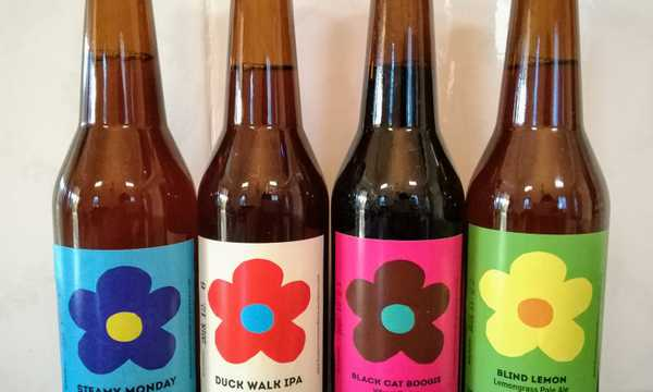 Cover photo of Flowers Nanobrewery