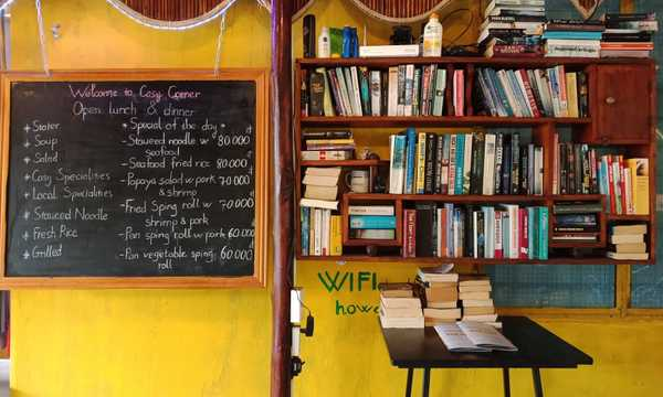Cover photo of Cosy Corner Cafe