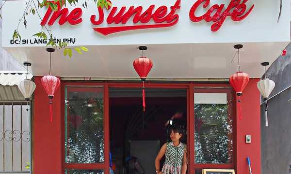 Cover photo of The Sunset Cafe