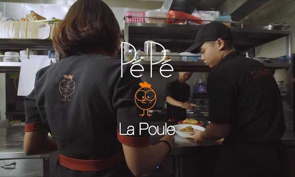 Cover photo of Pépé la Poule