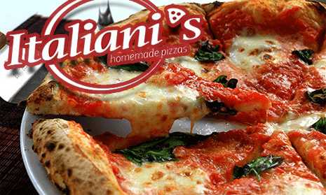 Cover photo of Italiani's Homemade Pizza