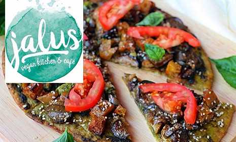 Cover photo of Jalus Vegan Kitchen
