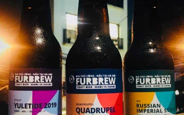 Cover photo of Furbrew Beer
