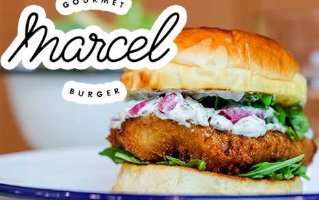 Cover photo of Marcel Gourmet Burger